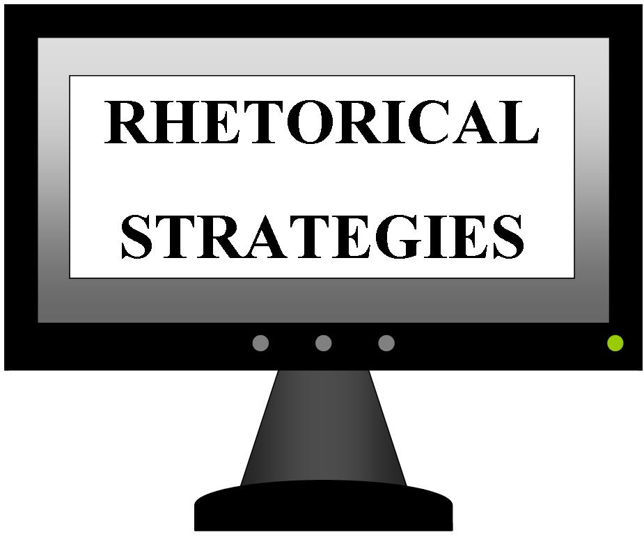 rhetorical strategy Start studying ap rhetorical strategies examples learn vocabulary, terms, and more with flashcards, games, and other study tools.