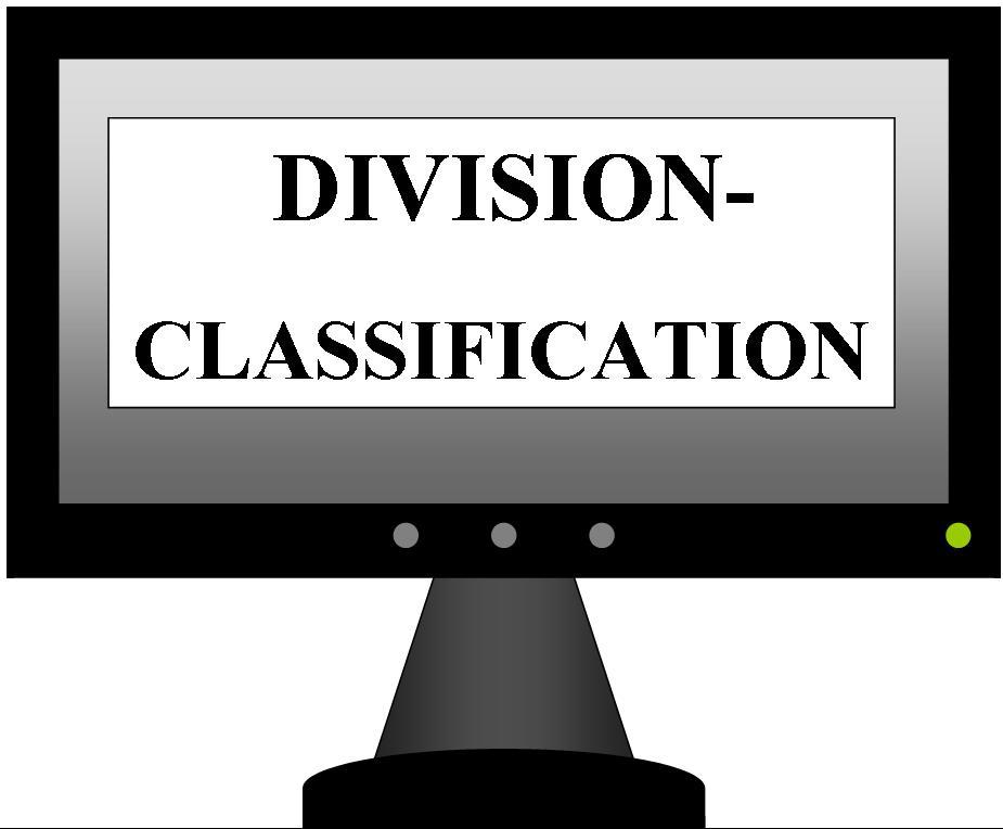 Division/Classification